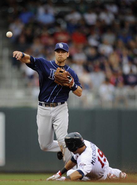 Ben Zobrist, Tampa Bay Rays-my favorite player.