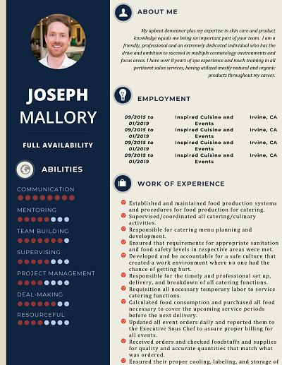 Laredo Functional resume, Resume, Templates