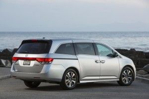 2016 Honda Odyssey Colors
