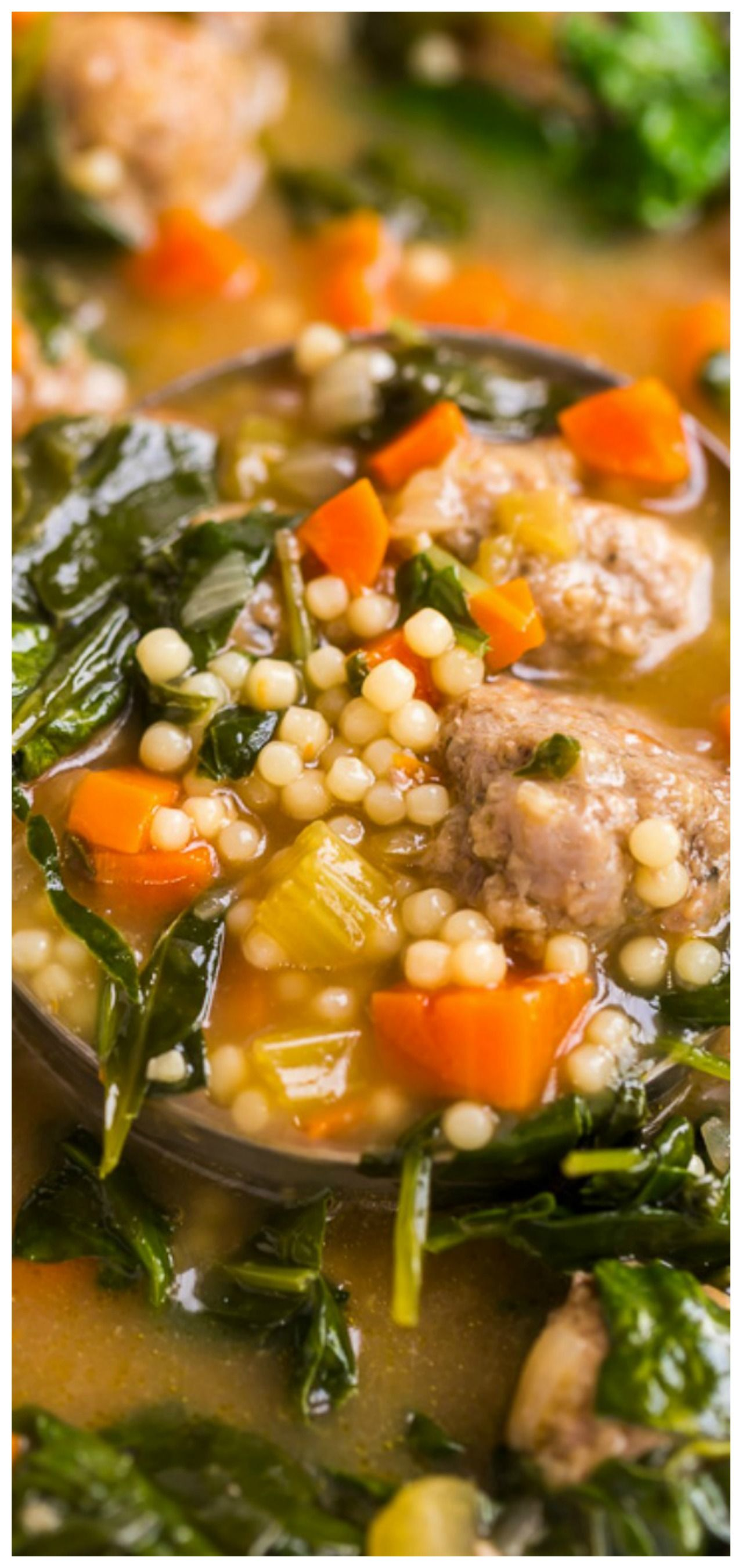 Italian Wedding Soup Recipe Wedding soup, Chicken