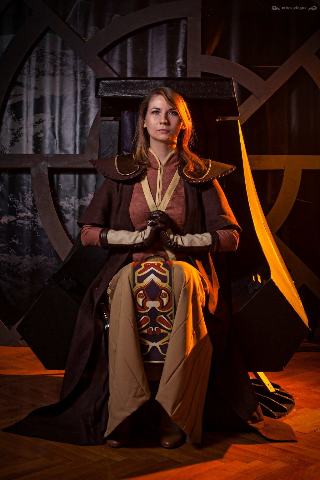 Jedi Consular By Vasilinamor With Images Jedi Jedi Costume