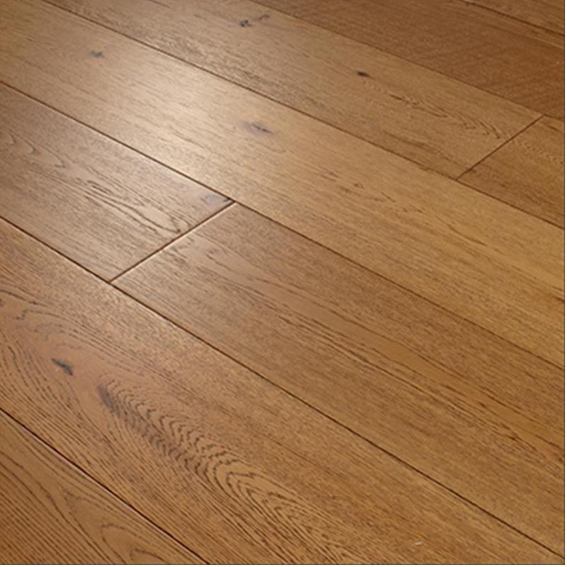 Easoon Usa 5 Engineered Manchurian Walnut Hardwood: TradeLine Malted Oak Brushed & UV Oiled Wooden Floor In