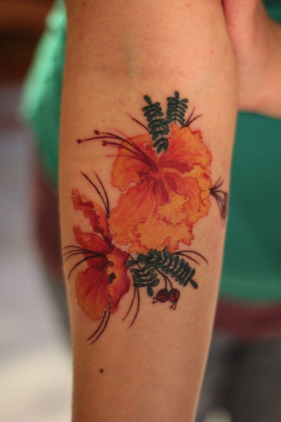 Japanese tattoos feb 27 frog tattoo on foot feb 25 japanese tattoo - Mexican Bird Of Paradise Tattoo By Cello Mint On Deviantart
