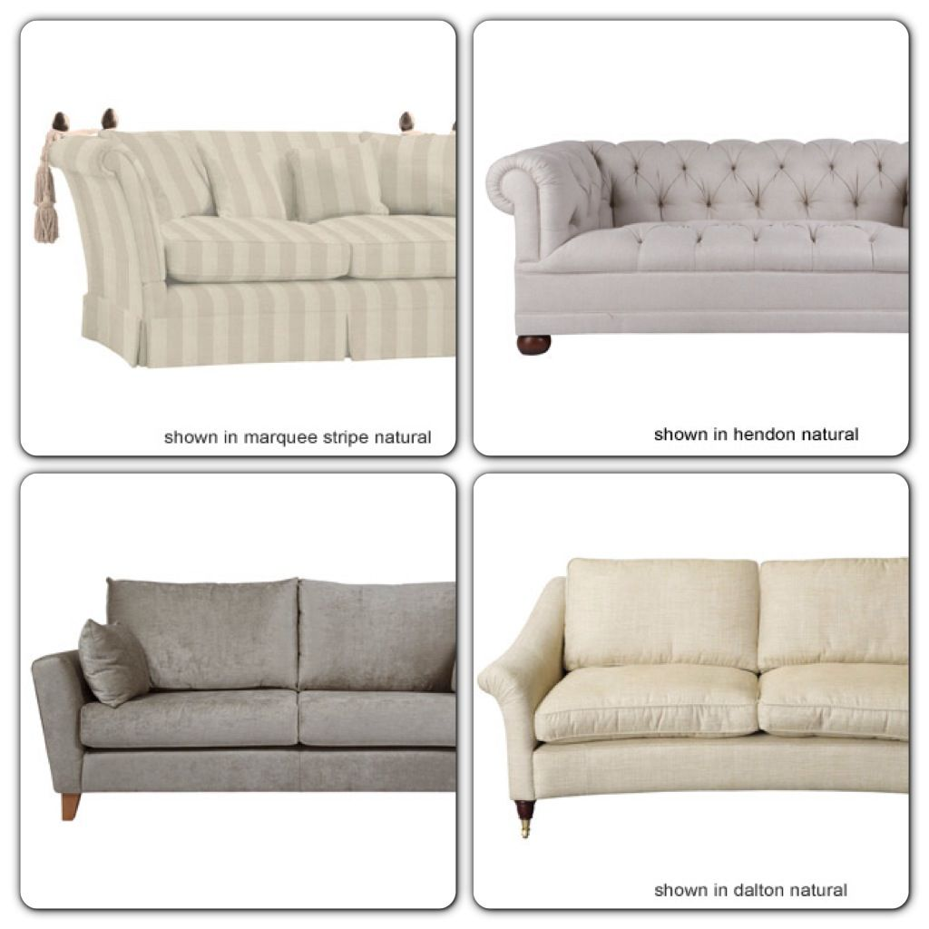 Laura Ashley Sofas Chairs Other Makes Of Similar Styles Just As Lovely Love The Layered With Throws Cushions They Would Be Stunning