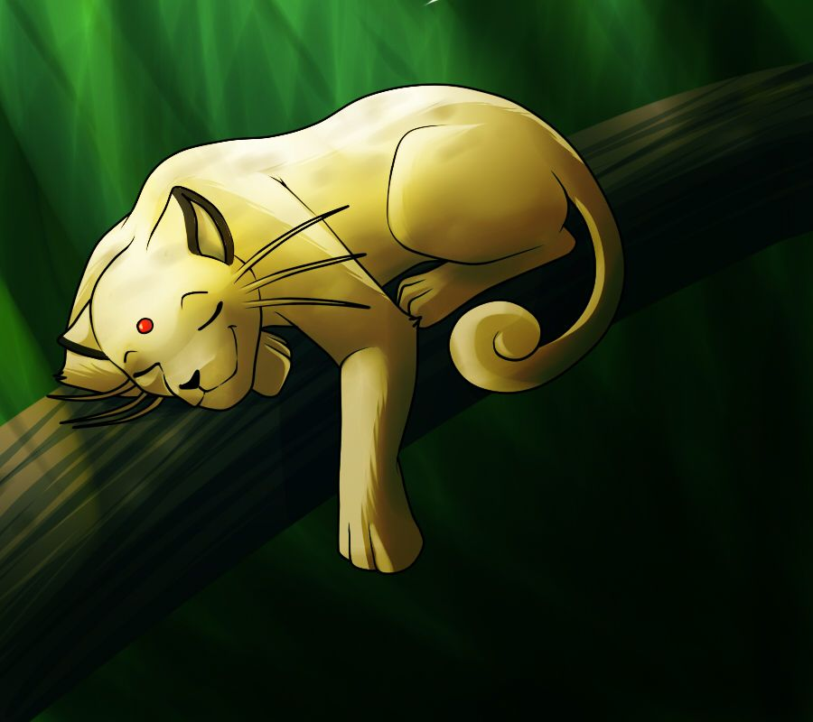 Pokemon fan art. Persian by Textris92 on deviantART ...