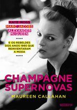 Capa do livro Champagne supernovas