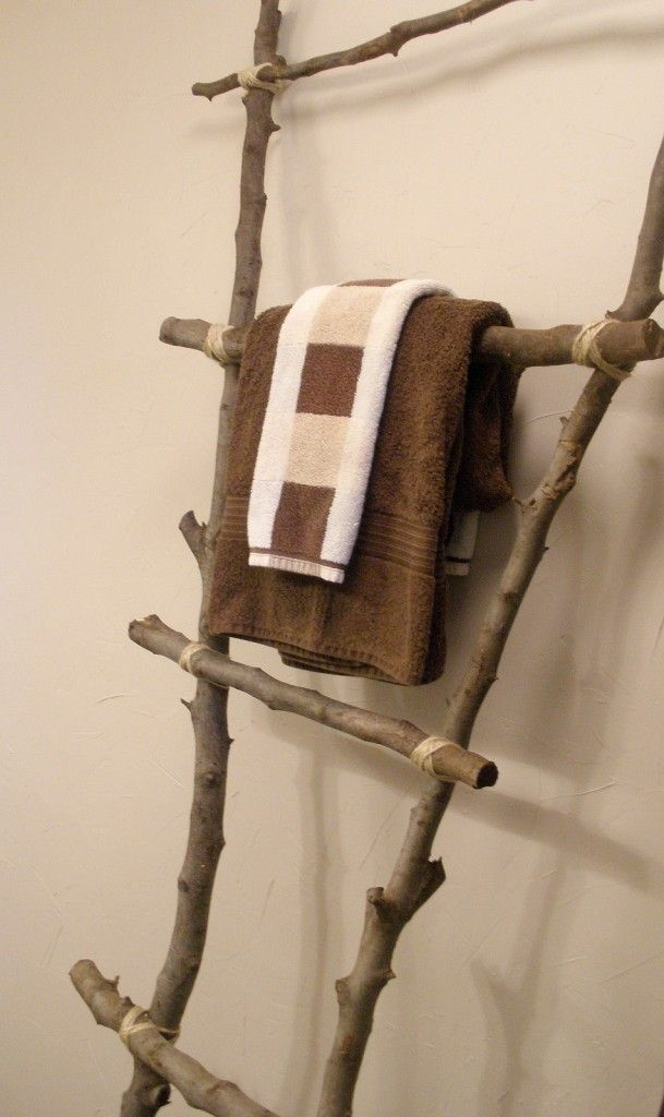 Blanket Ladder Towel Rack