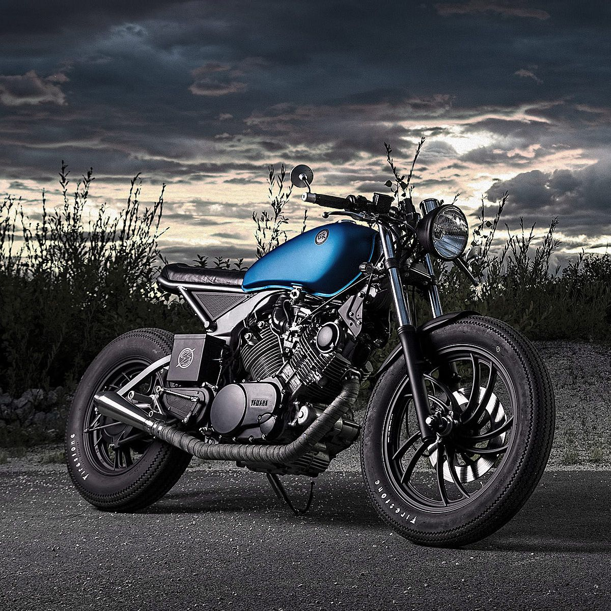 The 25+ Best Yamaha Motorcycles Ideas On Pinterest