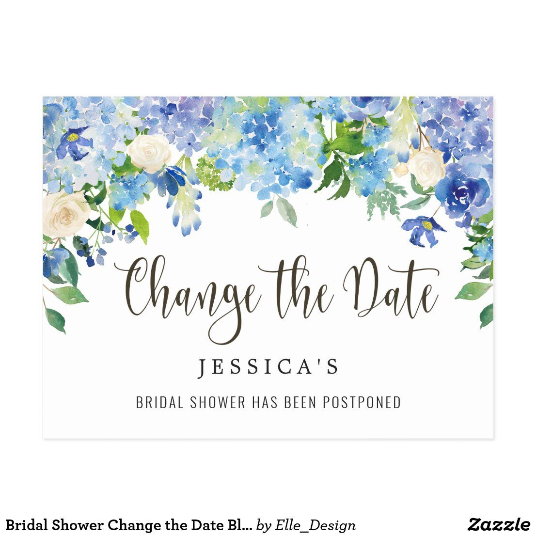 change the date cards zazzle