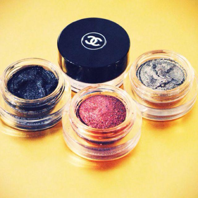 Glitter <3 Chanel