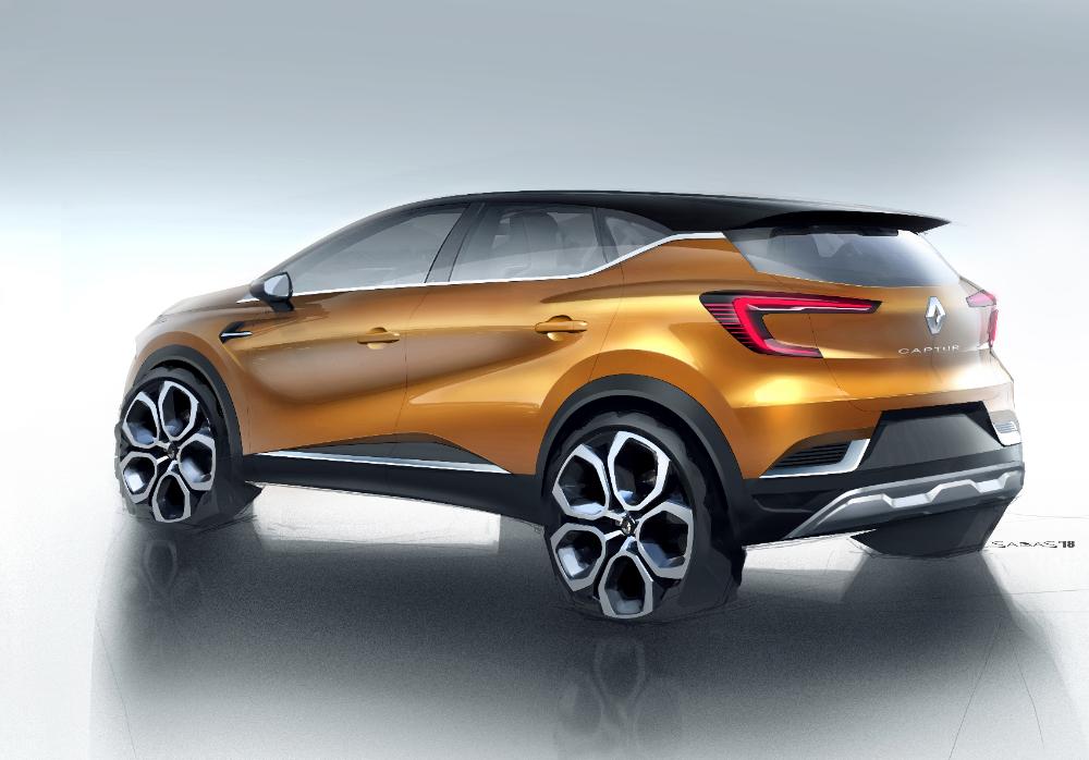 Pin By Not David Acosta On Automotive De Zine Renault Captur