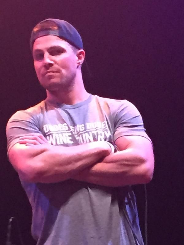 Amell arrow stephen before