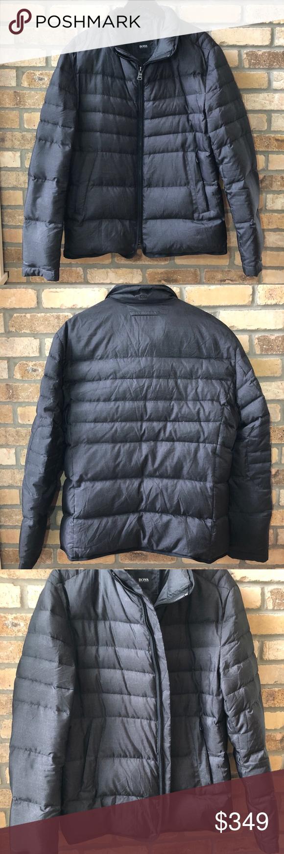 Hugo Boss Down Puffer Men S Jacket Coat Darmir Jackets Clothes Design Coats Jackets [ 1740 x 580 Pixel ]