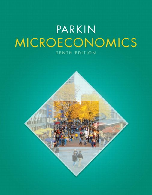 test bank solutions for microeconomics 10th edition by parkin isbn rh pinterest com Microeconomics Notes Shaum's Advanced Microeconomics