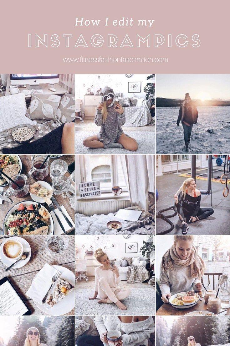 Instagram Bildbearbeitung Teil 1 · Fitness Fashion Fascination#bildbearbeitung #fascination #fashion...
