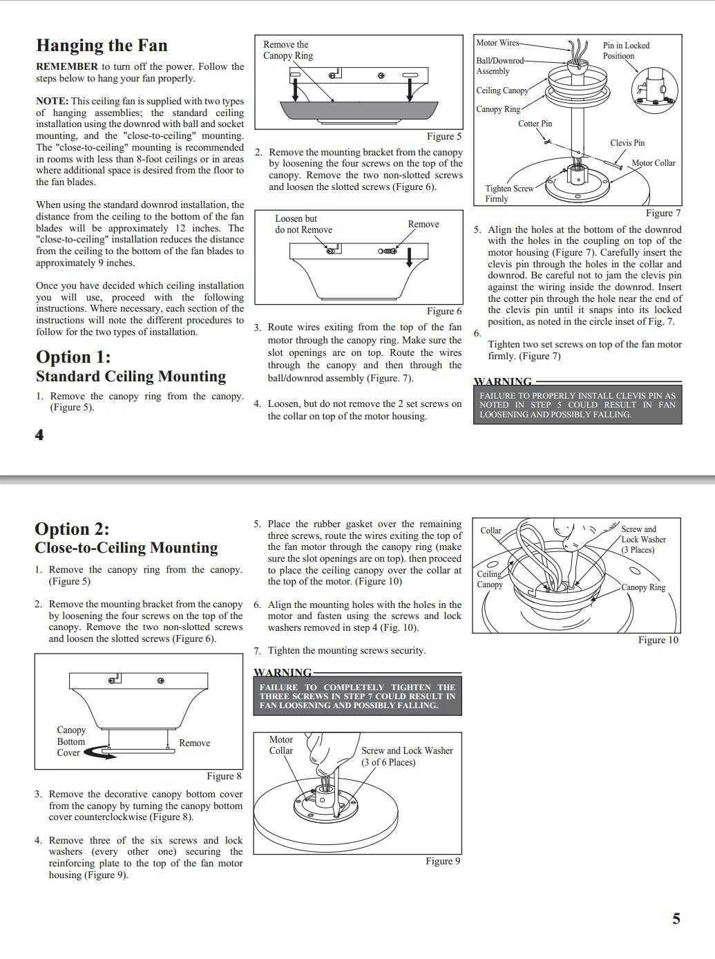 Convert Ceiling Fan To A Ceiling Hugger The Home Depot Community Ceiling Fan Diy Home Repair Flush Mount Ceiling Fan