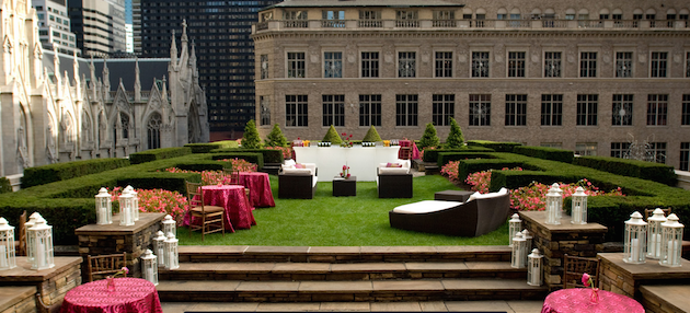 Loft 620 Rockerfeller Centre Best Rooftop Wedding Venues In The World Bridal Musings