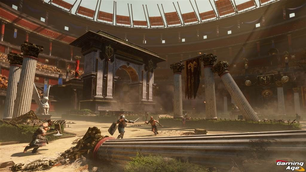 Image Result For Colosseum Concept Art In 2019 Ryse Son Of