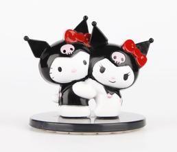 Hello Kitty 40th Anniversary Stamp: Kuromi