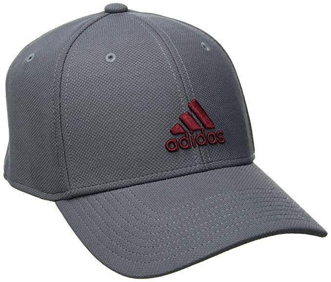 8533137cda7 adidas Men s Rucker Stretch Fit Cap Review