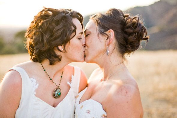 Lesbian marriage in california you