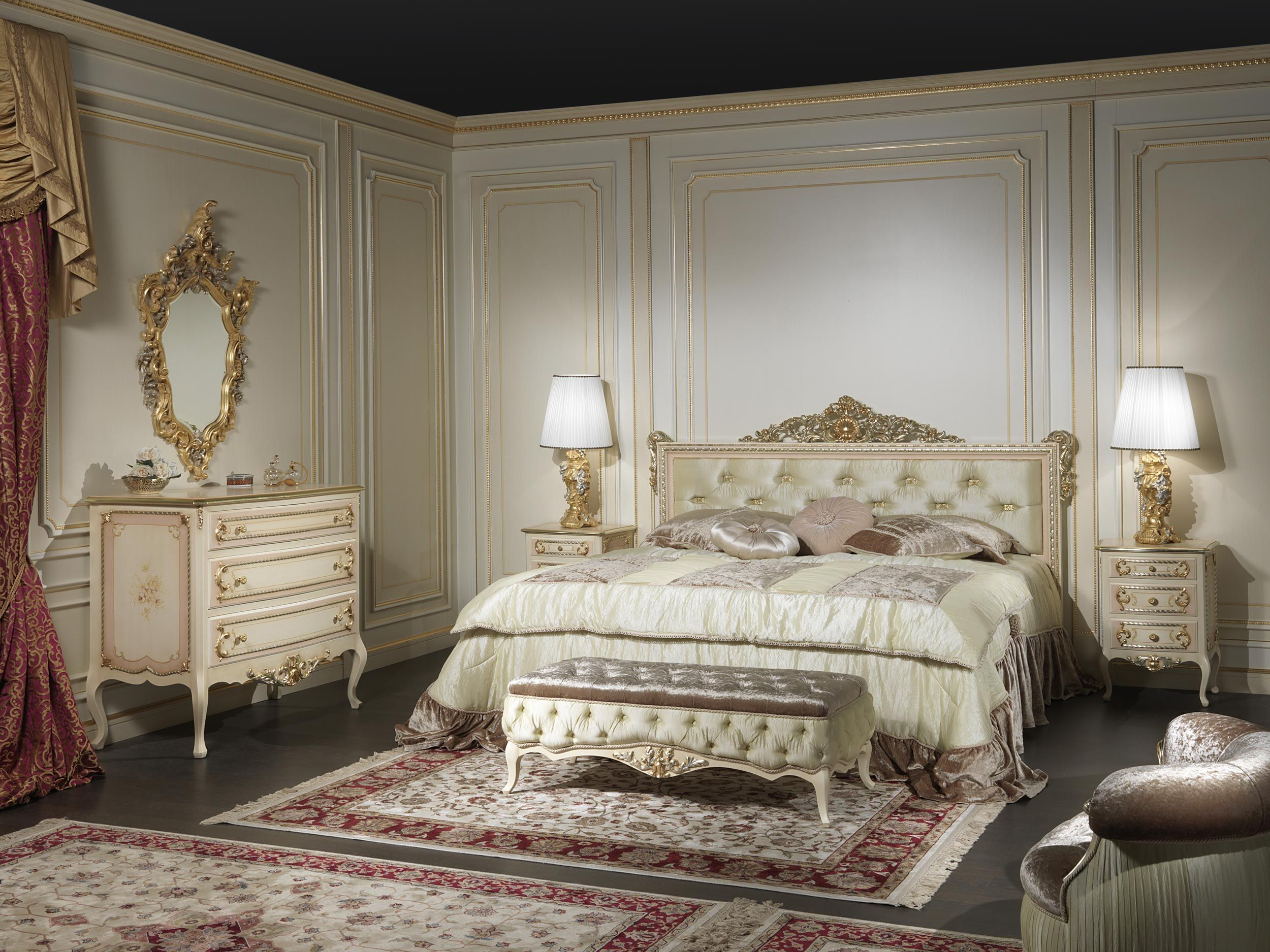 Luxury Classic Bedroom Louvre 943 With Images Classic Bedroom