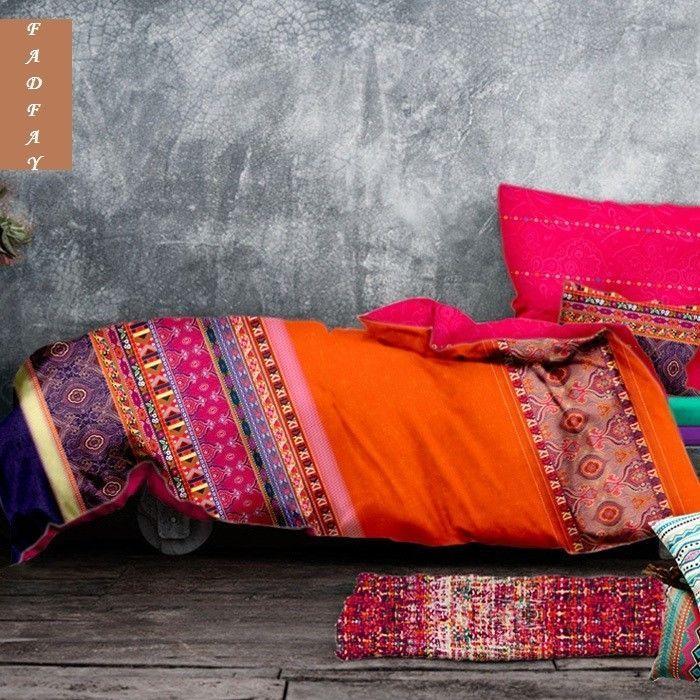 Modern Exotic Bohemia S Bedding Sets Oriental Unique Fashion Duvet Cover Set Fadfay Western