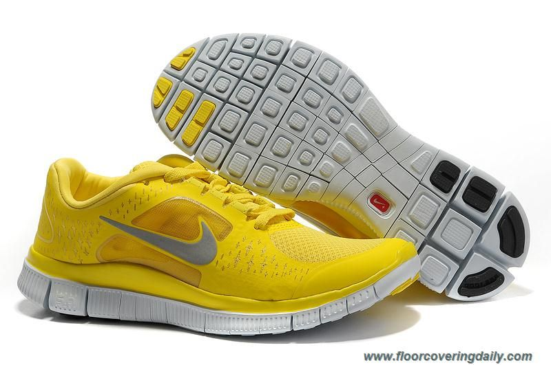 100% authentic 653cd adf66 510642-706 Nike Free Run 3 Chrome Yellow Sail Reflect Silver ...