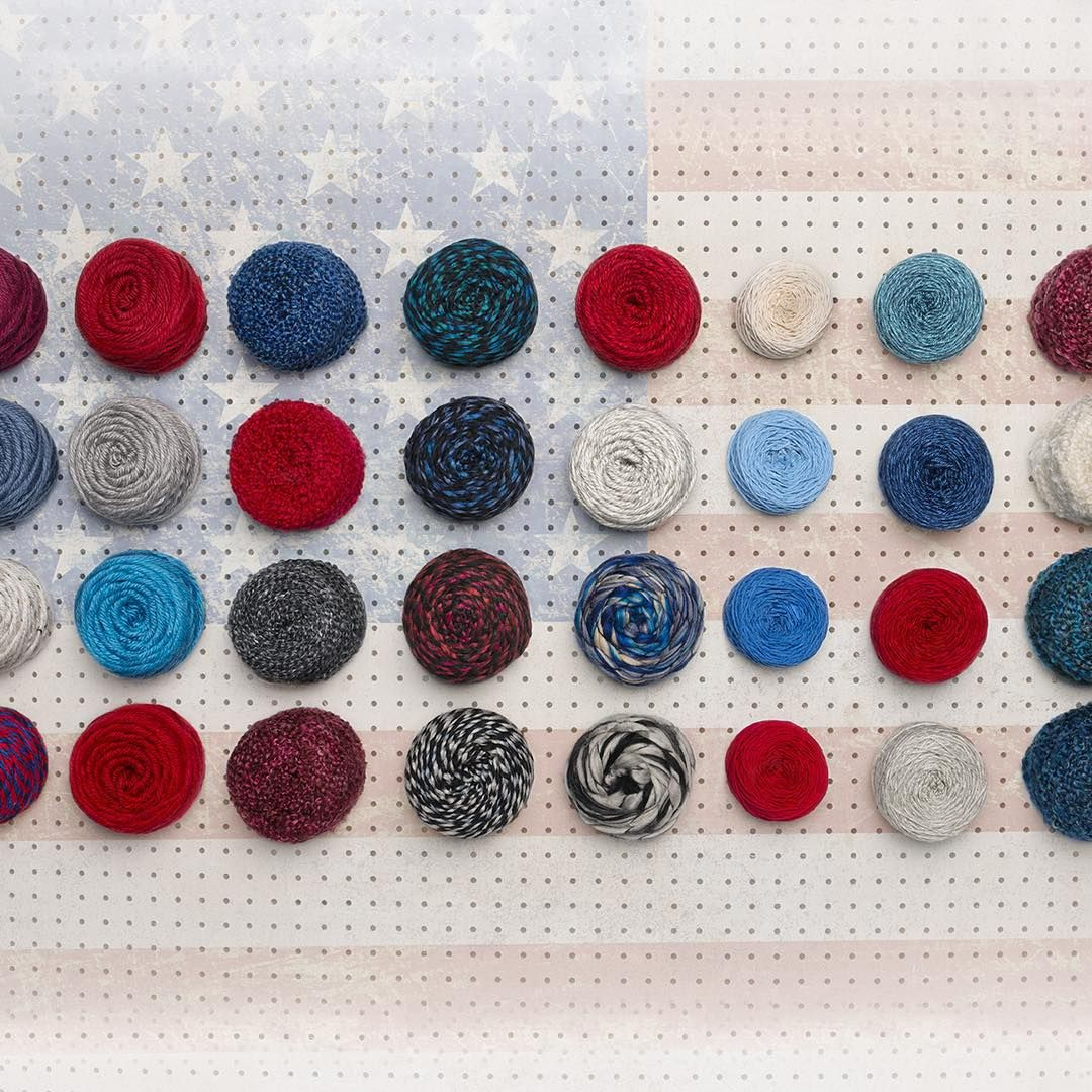 """Give thanks and show your support for our veterans by participating in @wwiimuseum's Knit Your Bit Campaign! Learn more: lby.co/KnitYourBit"