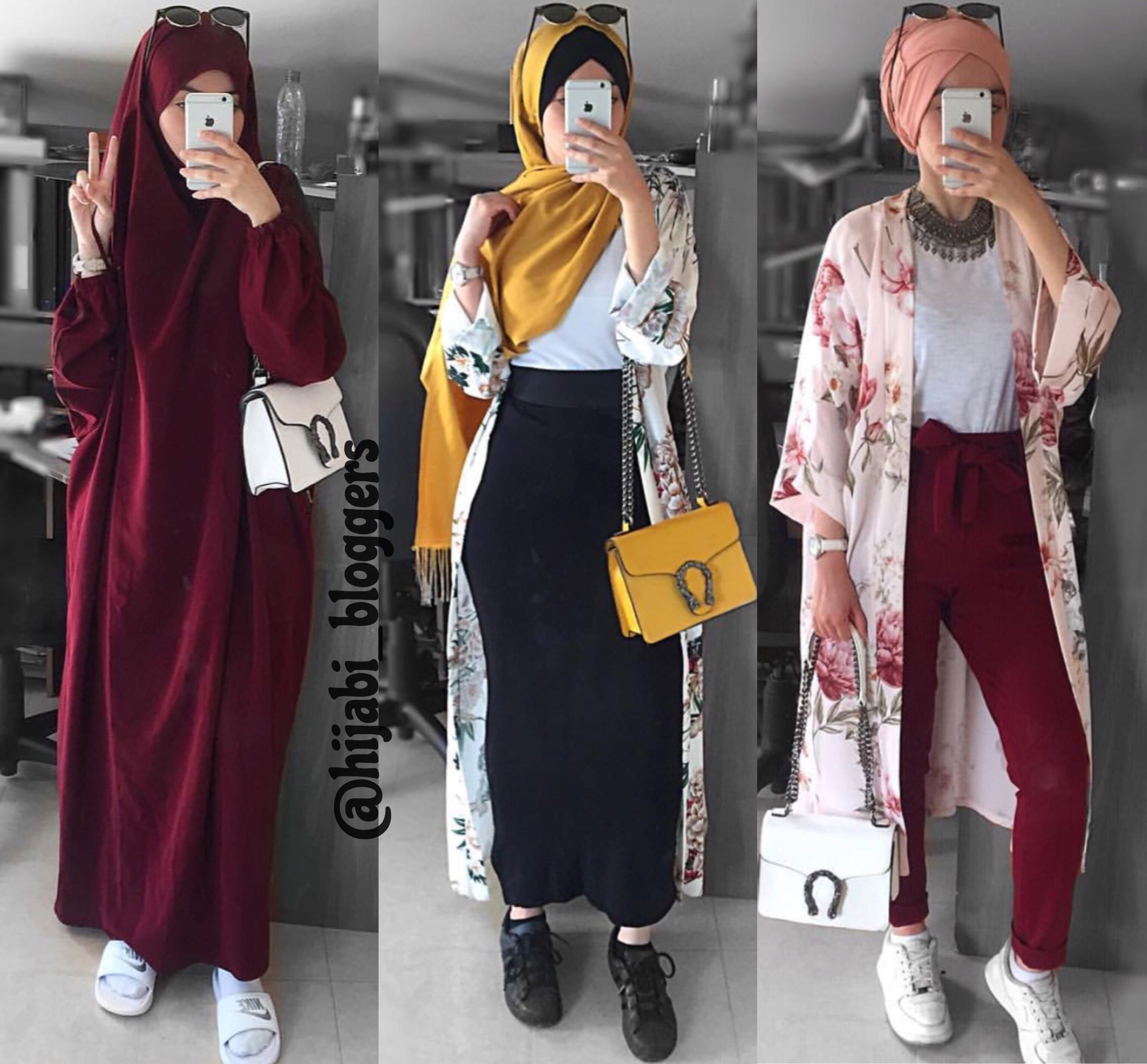 Pin by Maissa B on Istanbul  Hijabi outfits casual, Muslimah