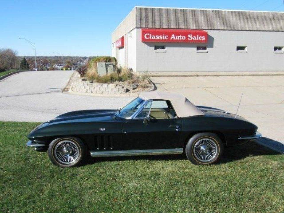 Autotrader Classics - 1965 Chevrolet Corvette - American Classics ...