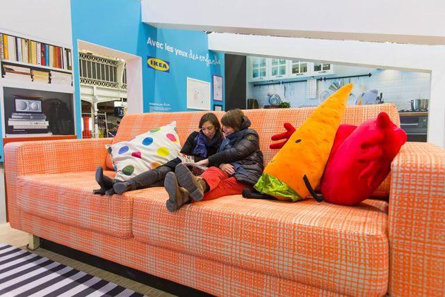 Gare De Lyon Ikea Vous Donne Les Yeux D Un Enfant Ikea Meuble Gare