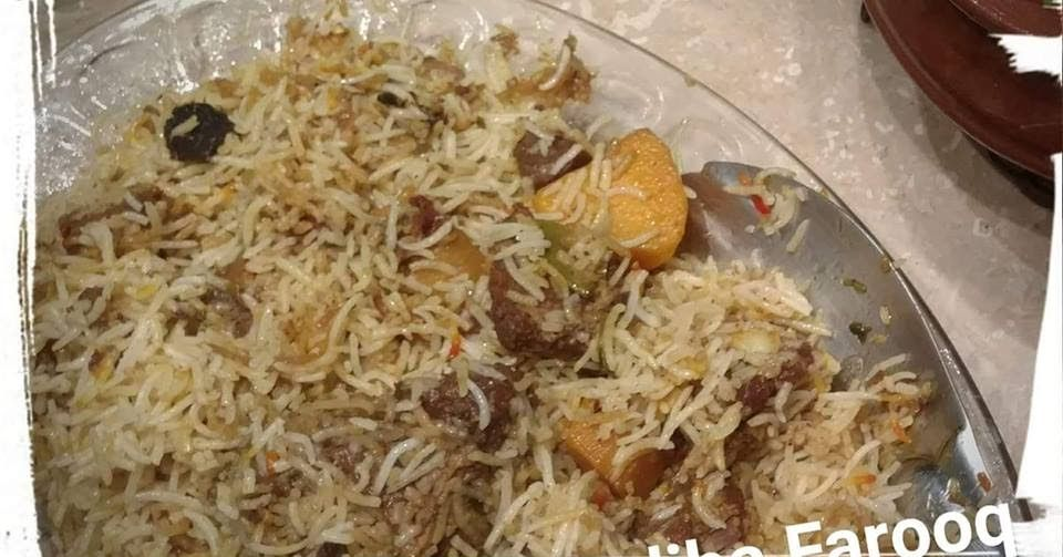 Beef Alubukhara Biryani Beef Biryani Currys Recipes Chicken Recipes Hyderabad Beef Stroganoff Ind Vegetable Biryani Recipe Chicken Korma Recipe Beef Biryani