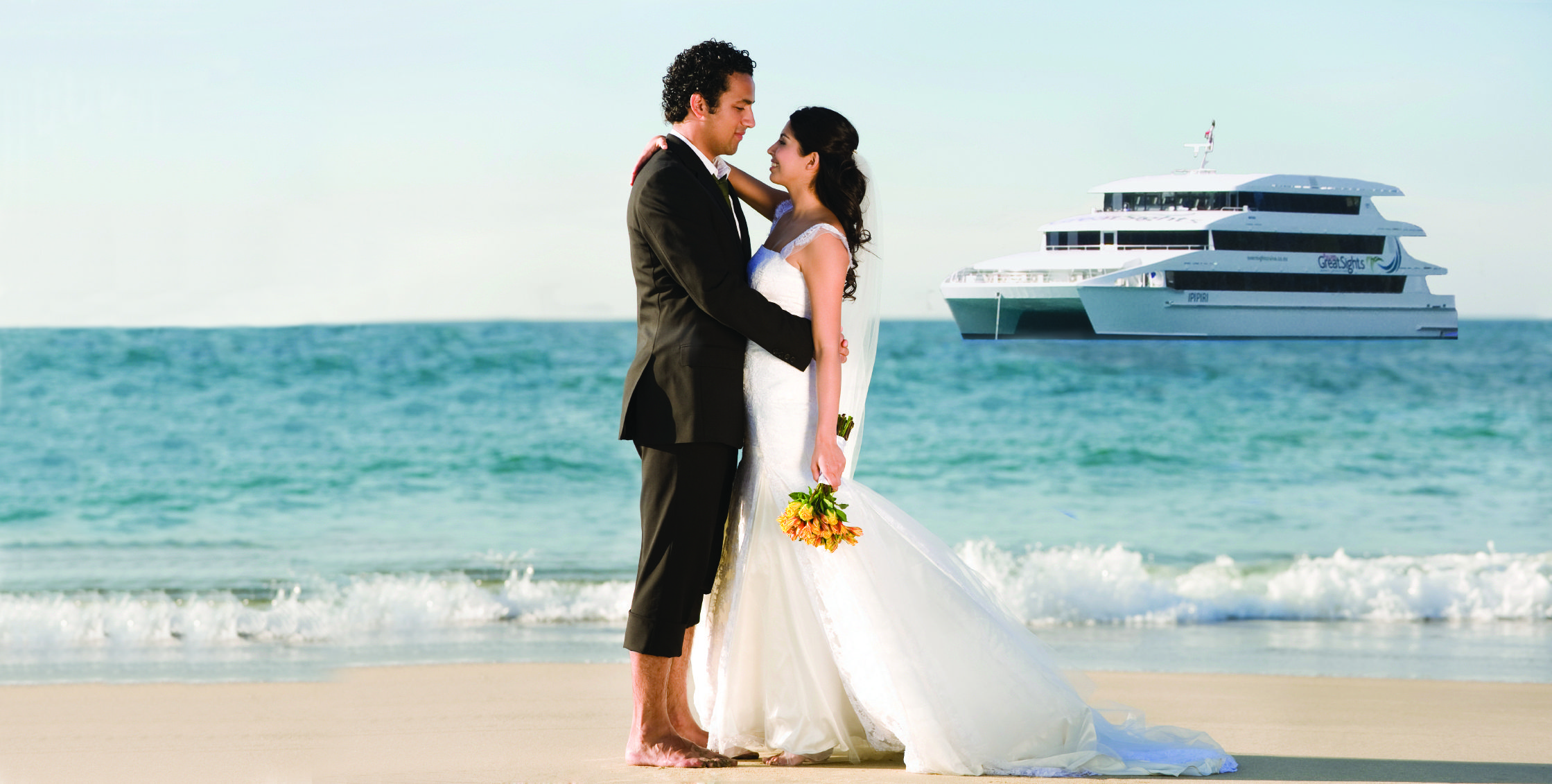 What could be more romantic than a wedding cruise wedding ideas