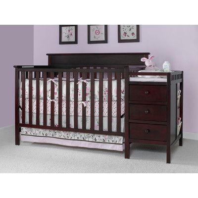 Graco Lauren Crib Nursery Decor