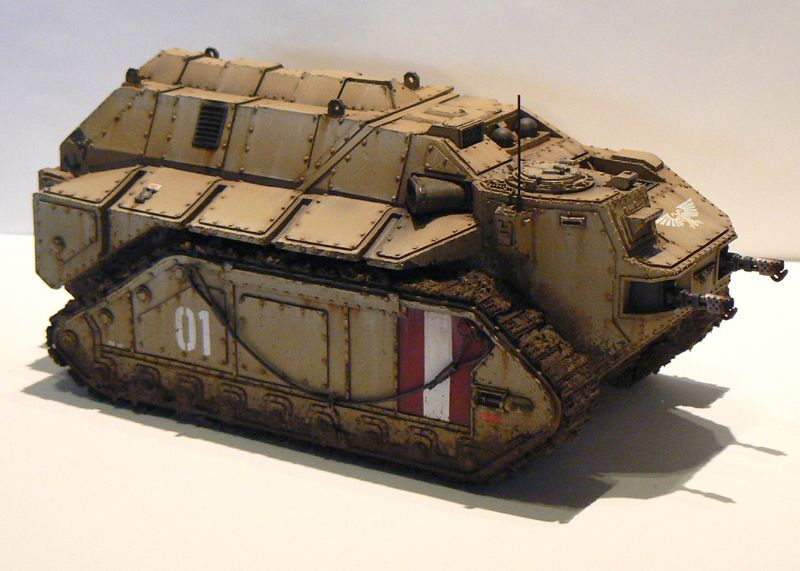 Crassius Armoured Assault Transporter.