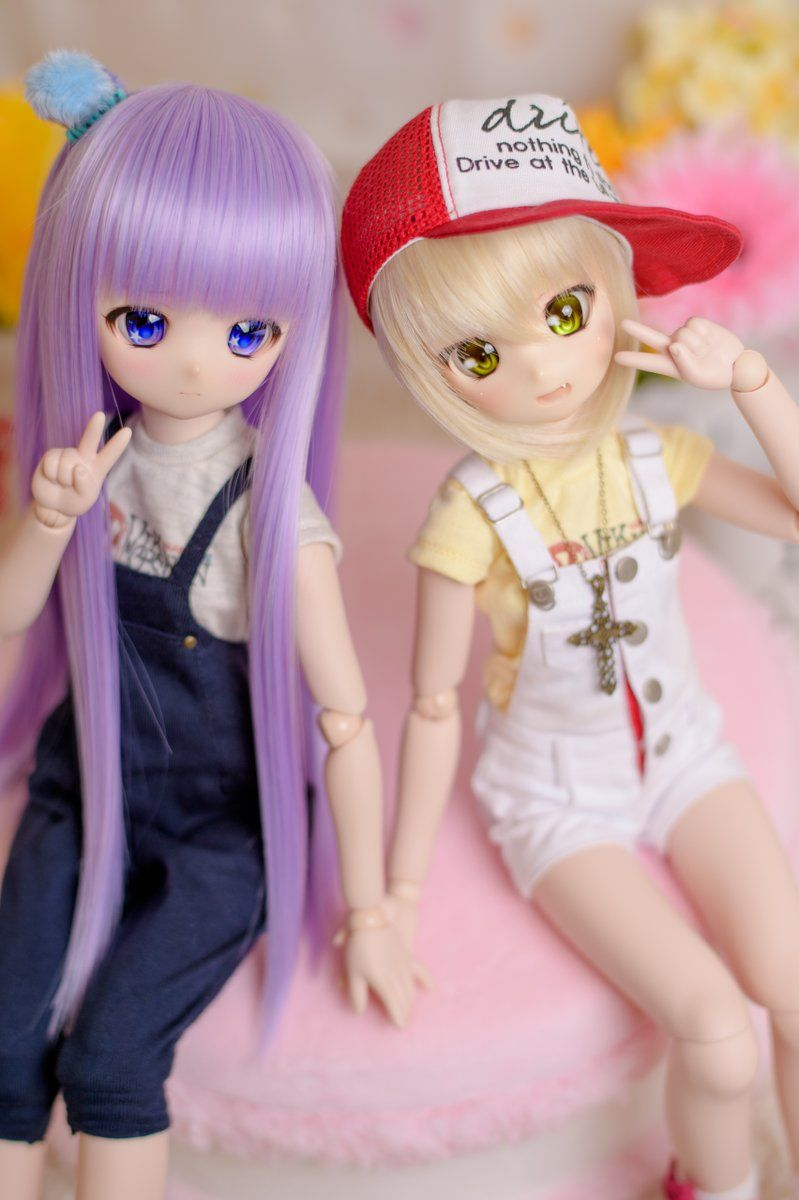 What Is a Ball Jointed Doll | Anime dolls, Cute dolls ...