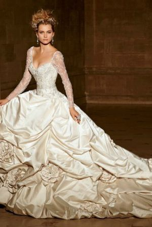 Eve Of Milady 4285 Kleinfeld Bridal Mobile The Largest Selection Wedding Dresses On