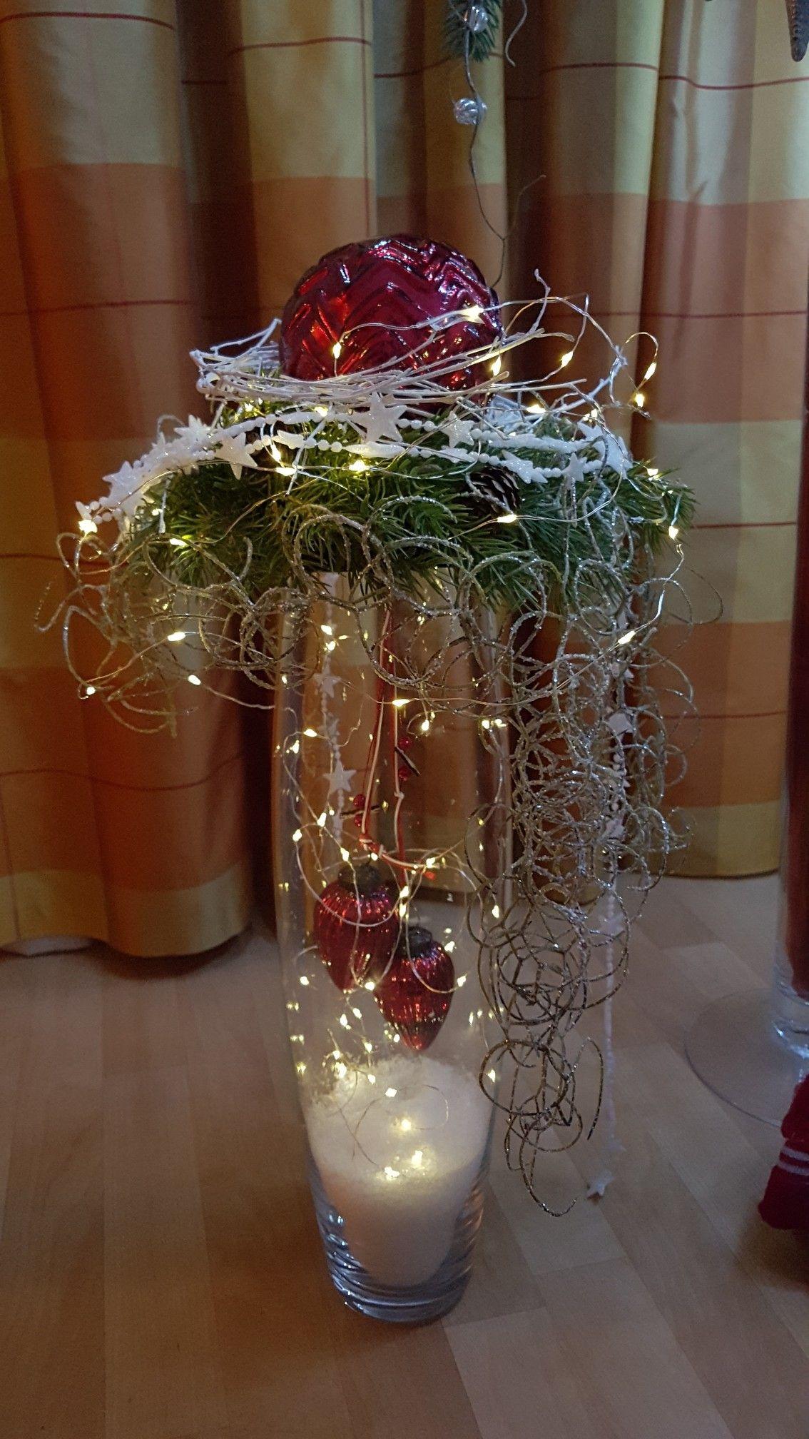 Weihnachten #weihnachtsdekoglas