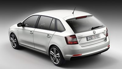 Skoda Rapid Spaceback Skoda New Sports Cars Skoda Auto