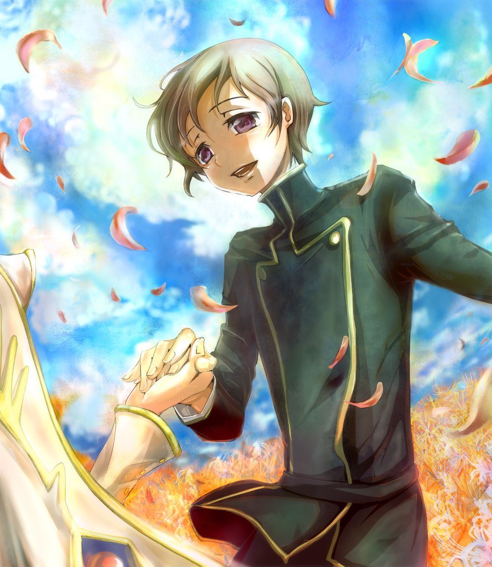 Rolo Lamperouge by soramu Code geass, Anime, Anime images