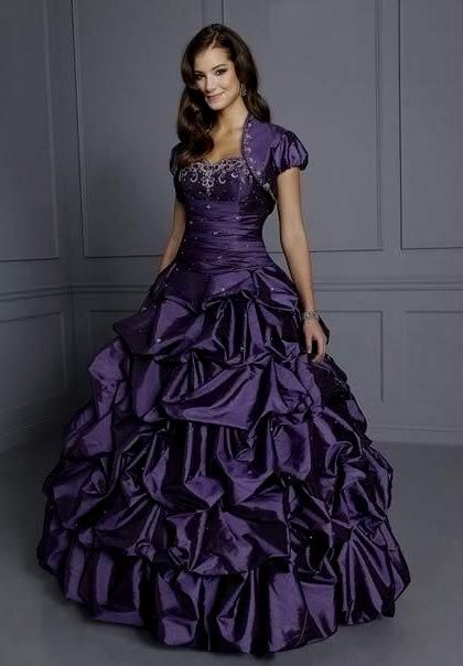 dark purple wedding dresses Naf Dresses | PURPLE WEDDINGS ...