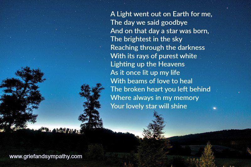 Short Funeral Poems 2
