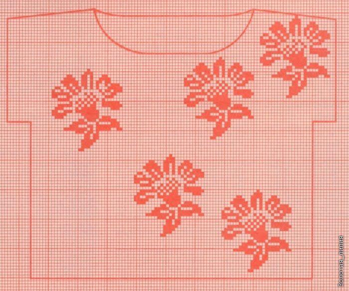 CARAMELO DE CROCHET: ideas con filet | dress | Pinterest | Filete ...