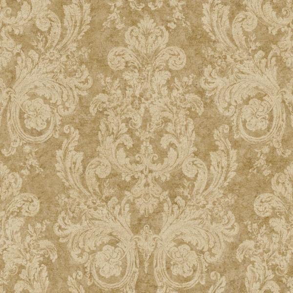 Ornamental Toile - Wallpaper