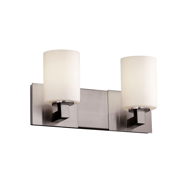 bathroom 2 light fixtures brushed nickel. bathroom 2 light fixtures brushed nickel