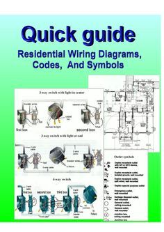 home electrical wiring diagrams electricity pinterest rh pinterest com Residential Electrical Wiring Diagram Symbols Residential Electrical Wiring Diagram Symbols