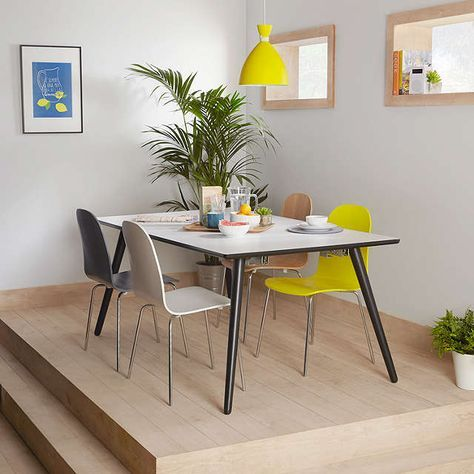 Funky Dining Room Table And Chairs Housejohn Lewis Luna 68 Seater Extending Dining Table