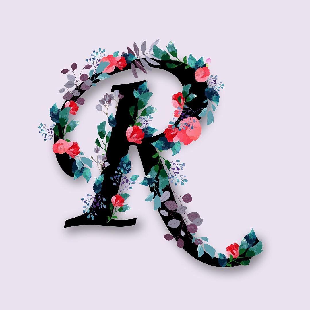 Buchstabe Letter R Alphabet Wallpaper Alphabet Design Picture Letters