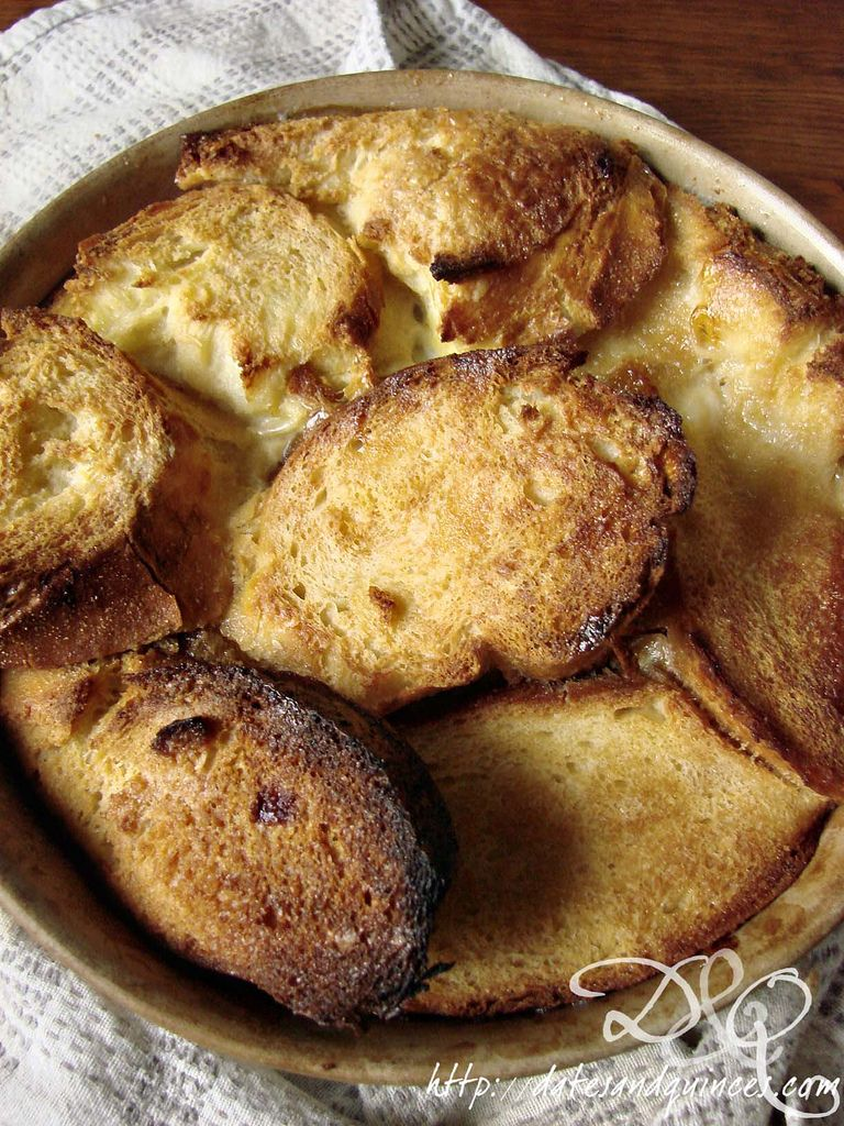 Crème Brulée French Toast Casserole